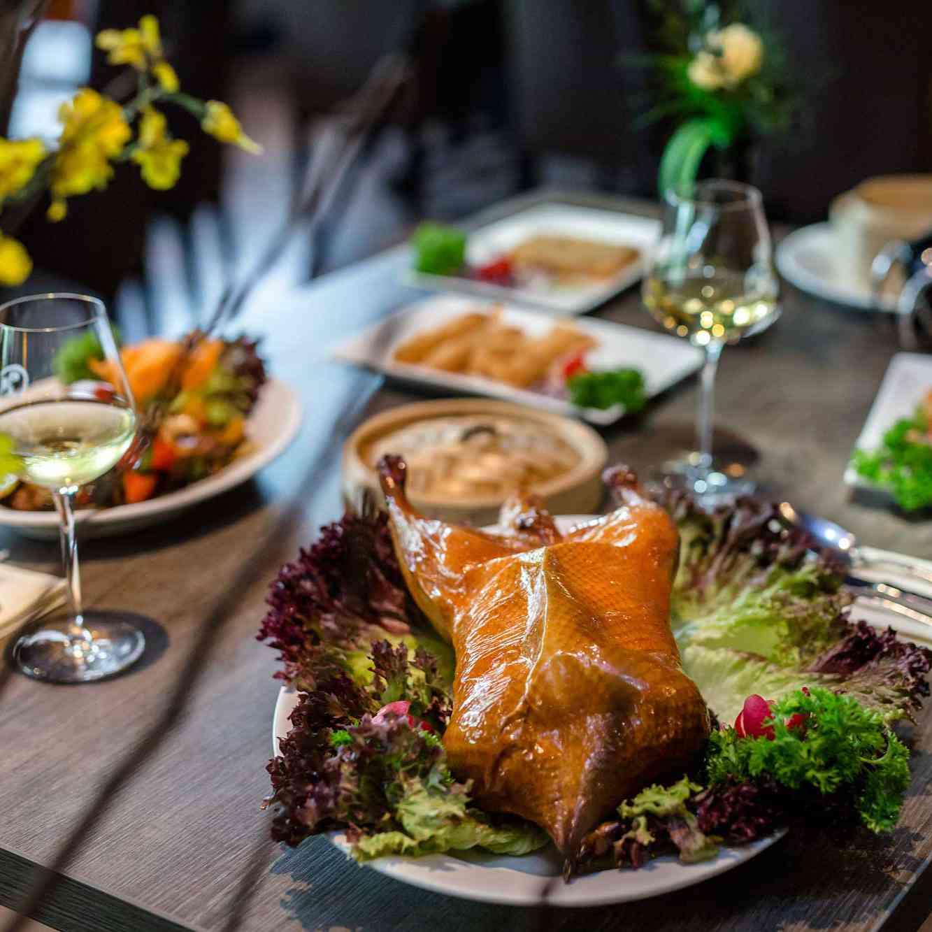 Lucky Garden Refined Oriental Cuisine